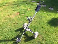 Folding Golf Club Cart Caddy