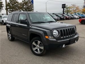 2017 Jeep Patriot HIGH ALTITUDE 4X4**POWER SUNROOF**LEATHER**
