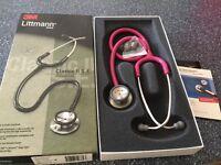 "Stethoscope littman classic se 11 ""Dr Vicky"" NEW"