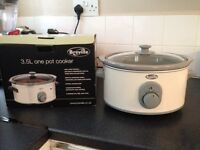 Breville 3.5L slow cooker