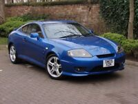 ONLY 35000 MILES!!! 2005 FACELIFT HYUNDAI COUPE 2.0 SE, FULL LEATHER, LONG MOT AA WARRANTY FINANCE