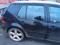 MK4 Golf Gt Tdi breaking 2001 Rs6 alloys leather interior