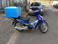 honda anf 125cc 2004 scooter