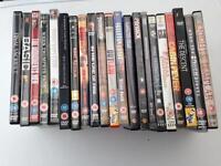21 DVD Bundle