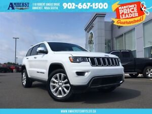 2017 Jeep Grand Cherokee LIMITED 4X4 HITCH,