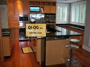 Custom Quality Countertops LOWEST PRICE West Island Greater Montréal image 3