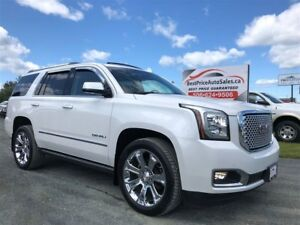 2017 GMC Yukon DENALI! 22'S!! LIKE NEW!!