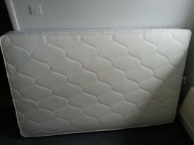 Double Mattress, Barely Used.