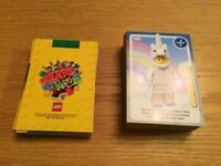 Sainsbury's Lego Create The World Cards to Swap