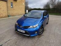 Toyota Auris VVT-I Icon Plus (blue) 2015