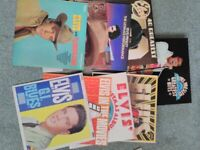 Selection of Elvis albums