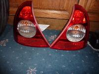 Renault Clio 2001 - 2005 Mark 3 Rear Lights