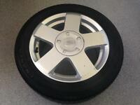 Ford Fiesta Alloy Wheel 195/50/R15
