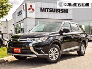 2016 Mitsubishi Outlander ES| AWC|5 SEATER| CLEAN HISTORY|