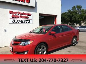 2014 Toyota Camry SE **Heated Leather/Sunroof**
