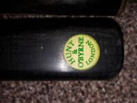 Old used snooker cues wanted