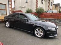 2010 Audi, A4, SLINE Saloon, 2.0 TDI 4 doors
