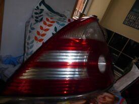 Mk 3 Mondeo Rear light