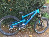 Scott Voltage FR20 downhill mountain bike