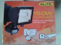 150 watt halogen Security Flood Light Brand New unused.