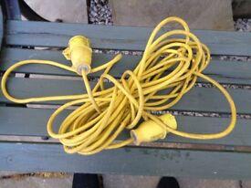 110 volt extension leads
