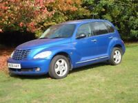 CHRYSLER PT CRUISER Cruiser Limited L 2.5 Petrol (blue) 2006