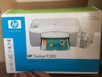Hp deskjet f380 all in one printer scanner copier