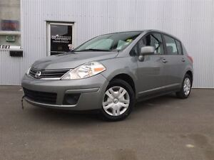 2011 Nissan Versa 1.8 S, LOCAL CAR