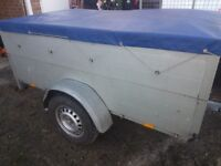 TRAILERTEK TRAILER IN GOOD CONDITION