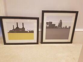 2 John Lewis prints