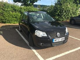 VW polo diesel 1.4 black up to 68mpg