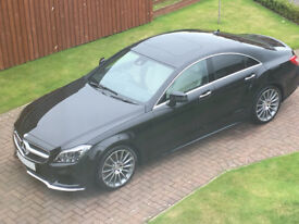 Mercedes CLS Coupe 2.2d AMG-Line Premium Plus (Immaculate)