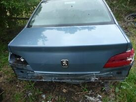 boot lid for peugeot 406