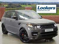 Land Rover Range Rover Sport AUTOBIOGRAPHY DYNAMIC (grey) 2016-03-17