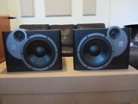 Acoustic Energy AE22 active studio monitors