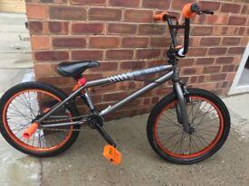 BMX bike hard 200.3