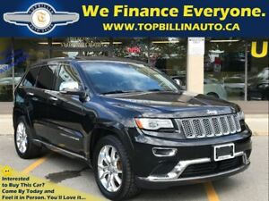 2014 Jeep Grand Cherokee Summit, Navigation, Sunroof, Leather 89