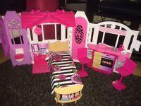 Bundle of Barbie accessories