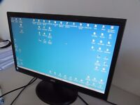 AOC Flatscreen 20'' PC Monitor