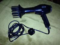 Nicky Clarke Volumiser Hairdryer model NCPD