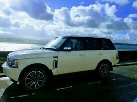 Range rover v8 vougue se limited edition