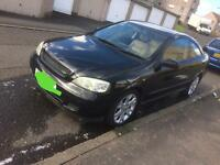 Vauxhall astra bertone coupe 1.8 limited edition