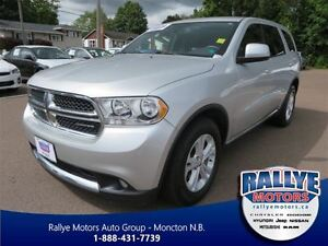 2011 Dodge Durango SXT! Traction and Stability! 17 Alloy! Trade-