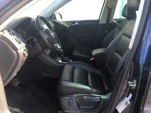 2012 Volkswagen Tiguan Comfortline 2.0 TSI AWD*LEATHER-SUNROOF* Kitchener / Waterloo Kitchener Area image 10