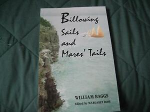 New Newfoundland Book  Billowing Sails and Mares' Tails