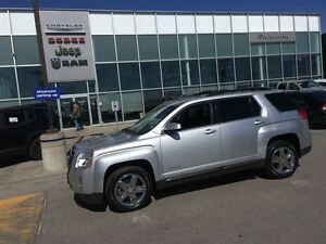 2013 GMC Terrain SLT-1 NAV BACK UP CAMERA LEATHER CHROME ALLOYS