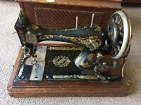 Pre 1900s Singer Sewing Machine