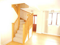 Refurbished 2 bed House on gated estate on edge of Newton Longville c/w garden &parking