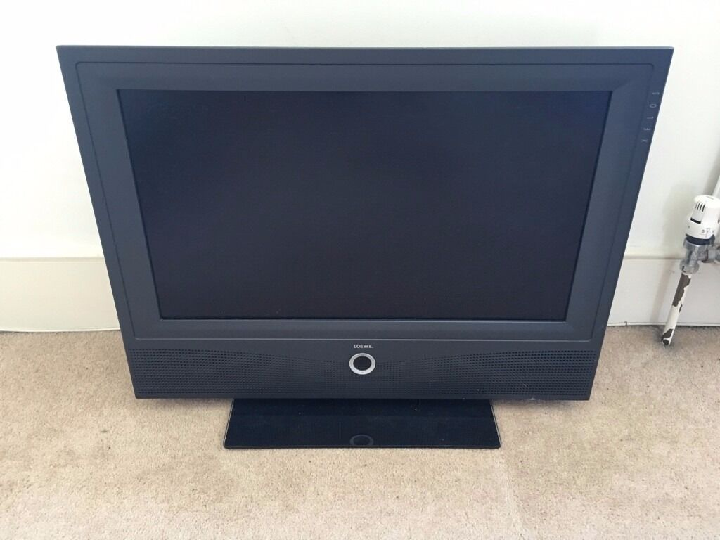 loewe tv xelos a 26 inch in battersea london gumtree. Black Bedroom Furniture Sets. Home Design Ideas