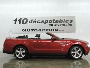 2011 Ford Mustang GT DÉCAPOTABLE